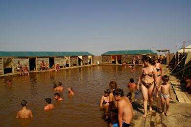 Гейзер купальня #2